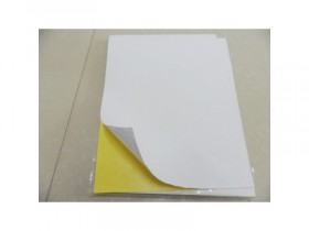 Самоклеящаяся бумага, лист А4