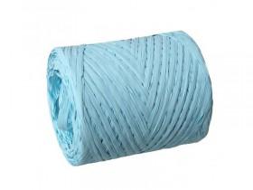 Рафия голубая 1 метр