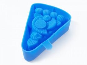 Силиконовая форма «Кусок торта Лимонные дольки»