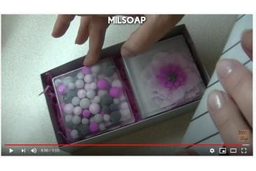 Классная идея с цветами и шариками от Маши!