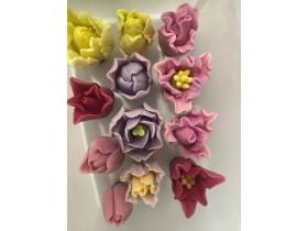 Форма-планшет 12 тюльпанов