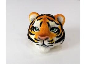 "Форма ""Голова тигра"" 3Д"