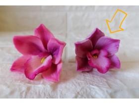 """Форма """"Орхидея цимбидиум"""" малая"""