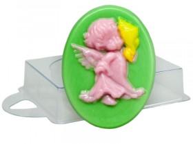 Пластик-Ангел с ракушкой