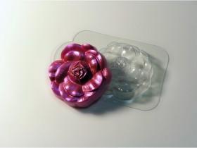 Пластик-Чайная роза
