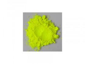 Жёлтый неоновый пигмент 10 гр