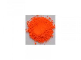 Оранжевый неоновый пигмент 10 гр