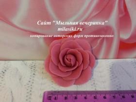 """Форма """"Роза Брилльянтс"""" 35 гр"""