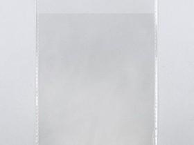 Пакет БОПП с клеевым клапаном 10 х 12/4 см, 25 мкм