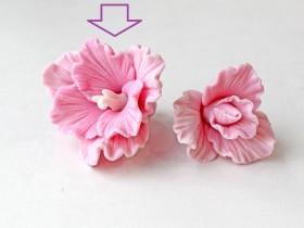 """Форма """"Цветок Сакуры"""" бутон"""