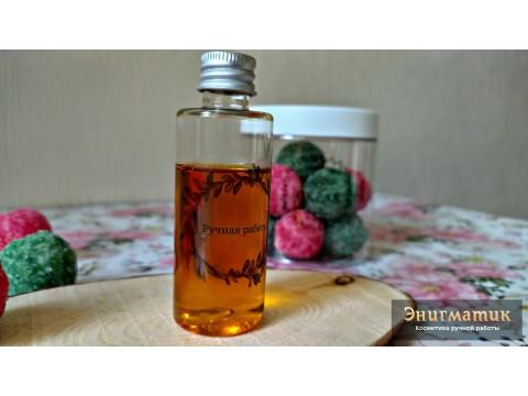 Гидрофильное масло ручной работы