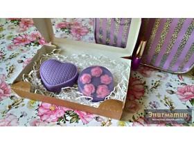 Женское мыло ручной работы в подарок