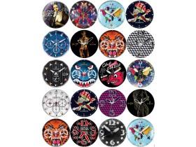 """Циферблат часов """"CORUM"""" 2 D 5см дизайн"""