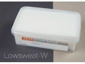 ZENISOAPBASE Lowsweat-W Белая непотеющая основа