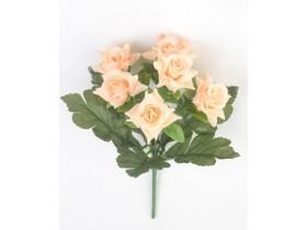 """Букет роз """"Маршмеллоу"""" розовый оттенок"""