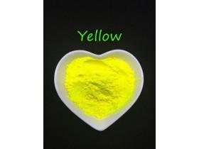 Жёлтый неоновый пигмент (сухой) 5 грамм