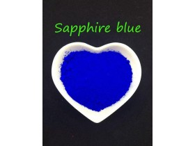 Сапфировый синий неоновый пигмент (сухой) 5 грамм