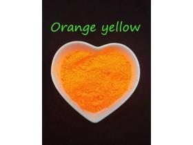 Оранжево-жёлтый неоновый пигмент (сухой) 5 грамм